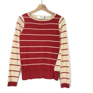Anthropologie Sparrow Stripe Pullover Sweater Top